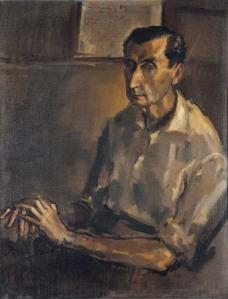 Ramon Gaya Retrato de Don Jose Bergamin 1961