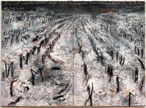 anselm-kiefer-des-herbstes-runengespinst-paul-celan-2005