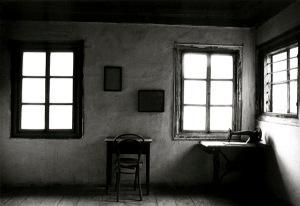 Sewing machine, Monastery Zografu, Athos 1987